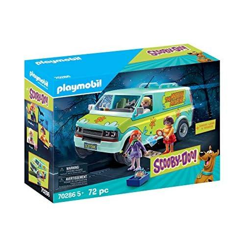 Playmobil Scooby-DOO! Mystery...