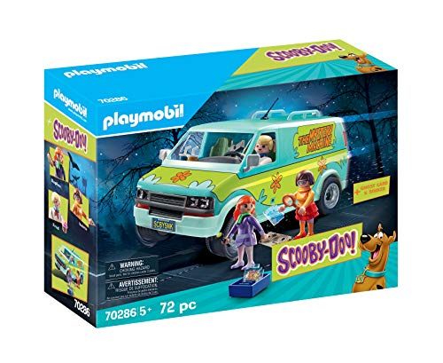 PLAYMOBIL SCOOBY-DOO! 70286 - Mystery Machine