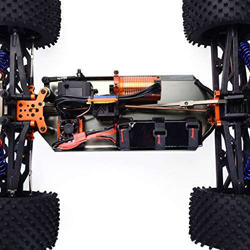 RC Auto kaufen Truggy Bild 2: FairOnly ZD Racing 9021-V3 1/8 2.4G 4WD 80km / h Brushless Rc Auto Full Scale Electric Truggy RTR Spielzeug Black vehicle RTR*