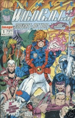 Wildcats #1 : Resurrection Day
