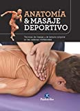 Anatomía & masaje deportivo (Color)