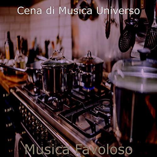 Cena di Musica Universo