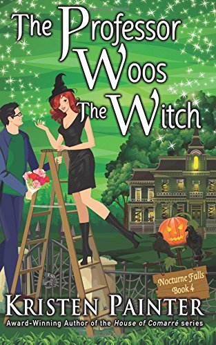 Download The Professor Woos The Witch (Nocturne Falls) (Volume 4) 1941695140