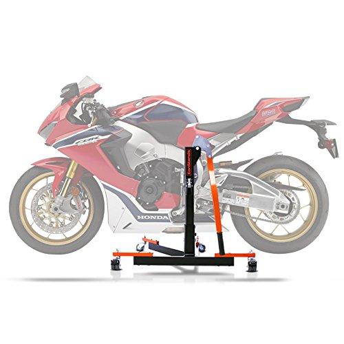 Bequille d'atelier Centrale ConStands Power Evo pour Honda CBR 1000 RR Fireblade SP-2 17-18 Orange