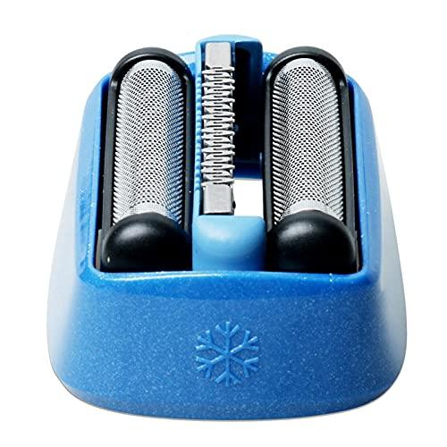 Benkeg Afeitadora H-Ead, Shaver Foil H-Ead Cassette Compatible con B-Raun Cooltec Ct2S Ct2Cc Ct3Cc Ct4S Ct4Cc