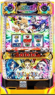 【パチスロ実機】 パチスロ 戦姫絶唱シンフォギア フルセット コイン不要機付