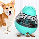 Dog Treat Ball Interactive Dog Treat Dispensing Toy for Boredom Durable Dog IQ