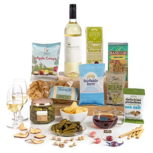 Hay Hampers - Vegan'uary Hamper- FREE UK Delivery