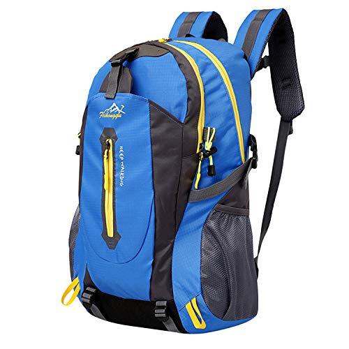 Libertepe Laptoprucksack City Pack Daypack 17,3 Zoll 42L Wasserfest Wander