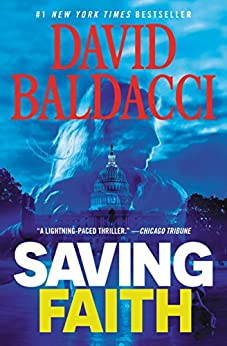 Saving Faith by [David Baldacci]
