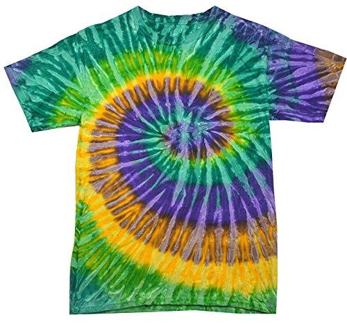 Colortone Tie Dye T-Shirt XL Mar...