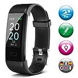 MROTY Italia | Fitness Tracker, Orologio Fitness Uomo Donna, Smartwatch Impermeabile Multifunzione -...