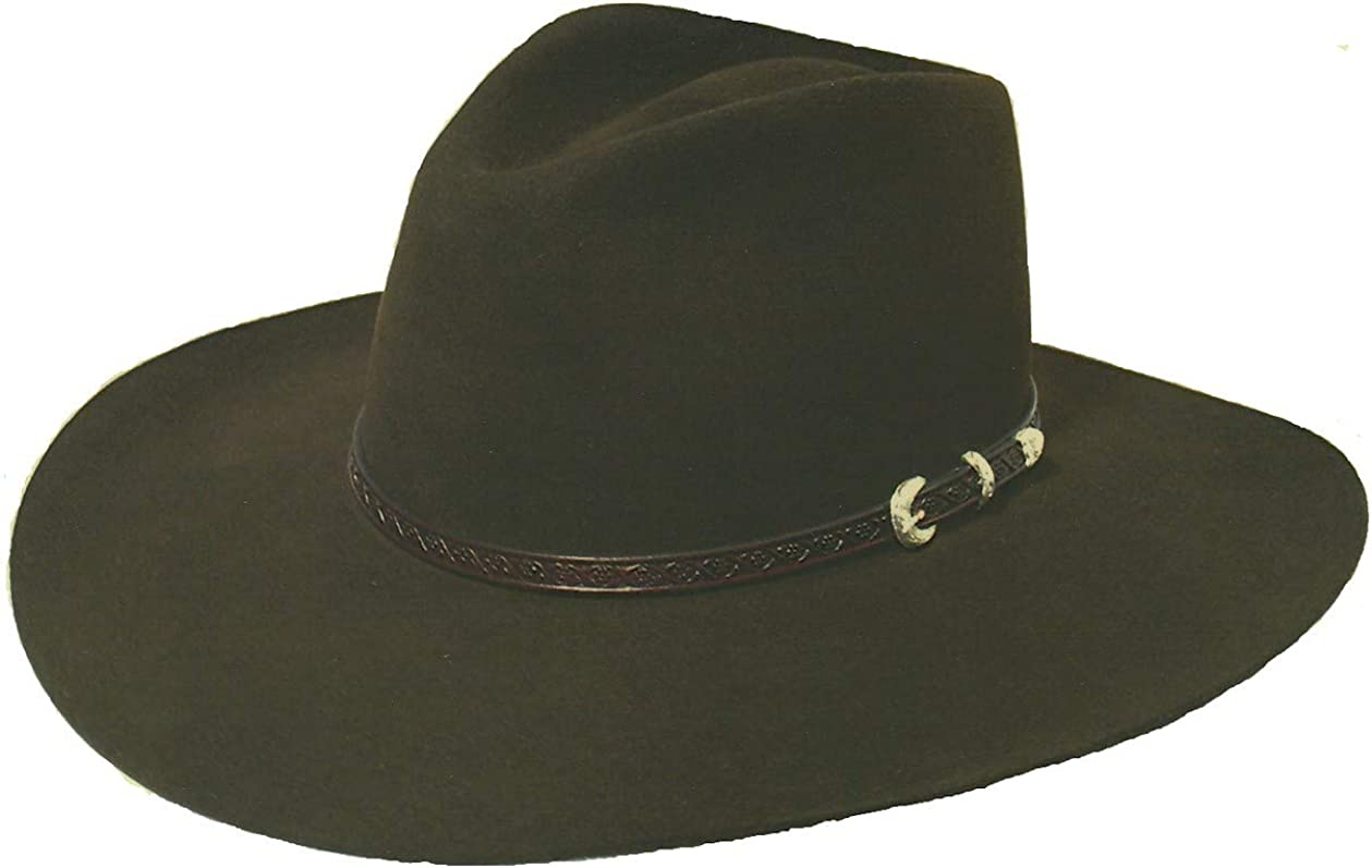 Stetson 0440 Carson South Many popular brands Point Cowboy Chocolate Hat Color Excellence