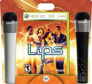 Lips - Xbox 360 (Renewed)