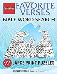 favorite verses bible word search for seniors