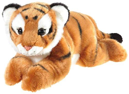 Heunec Plüschtier MI Classico Tiger, liegend, 32cm