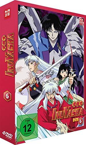 Inu Yasha - Die TV-Serie: Box 6 (4 DVDs)