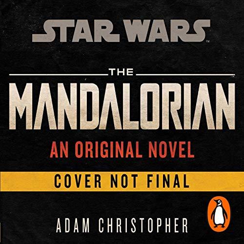 The Mandalorian Original Novel audiobook cover art