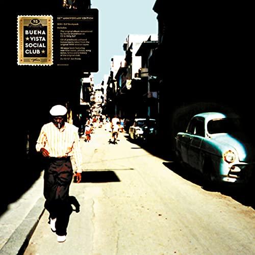 Buena Vista Social Club(25th Anniversary Edition [Deluxe Bookpack] [Vinyl LP]