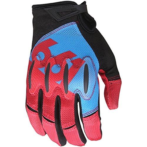 SixSixOne EVO II Handschuhe Herren Blue/red Handschuhgröße M | 9 2020 Fahrradhandschuhe