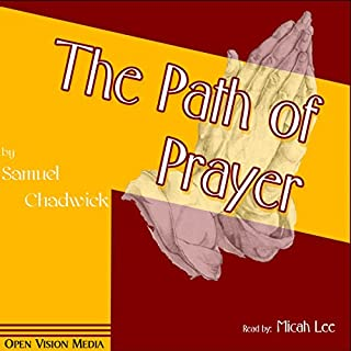 The Path of Prayer audiobook cover art