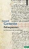 Palimpsestes (Points essais)
