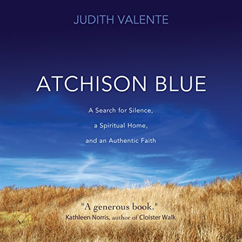 Atchison Blue audiobook cover art