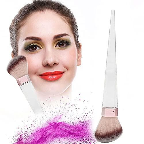 Brosse de maquillage de maquillage appropriée, effet de maquillage de maquillage de fibres de maquillage pinceau Cheveux de maquillage Kabuki en fibre artificielle