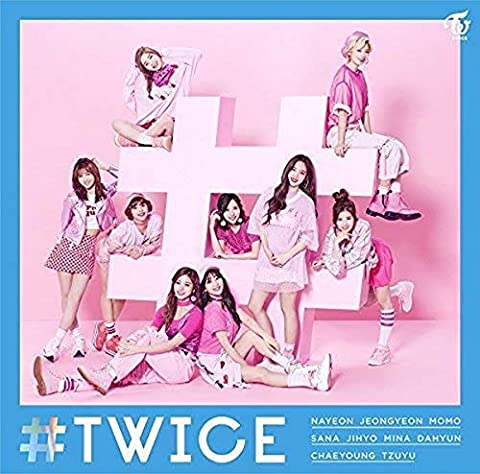 [Album]#TWICE – TWICE[FLAC + MP3]