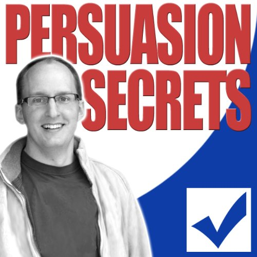 Persuasion Secrets audiobook cover art