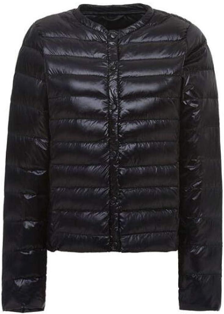 Solid Color Down Coat Women Ultra Light Thin Down Jacket Hooded Winter Warm Duck Down Short Jackets Slim Overcoat