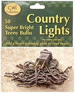Teeny Lights 50Ct Brown