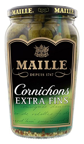 Maille Cornichons Extra-Fins 380 g