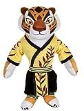 Gipsy 070637-Peluche, Tema: Kung Fu Panda, Personaggio: Tigre, Dimensioni: 18 cm, Colori Vari
