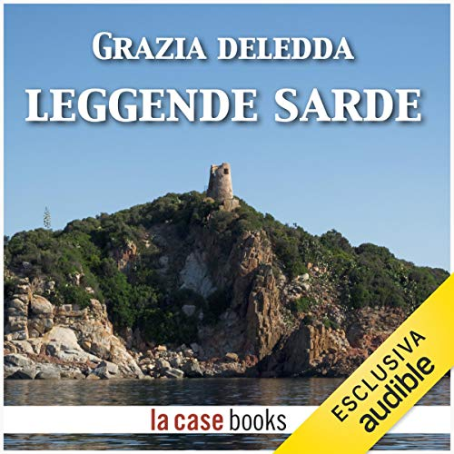 Leggende Sarde audiobook cover art
