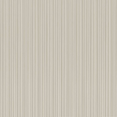 Papel de Parede, Listrado, Bege, 1000x52 cm, Bobinex Uau