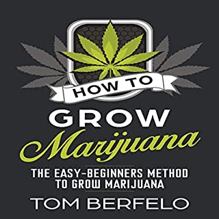 How to Grow Marijuana audiobook cover art
