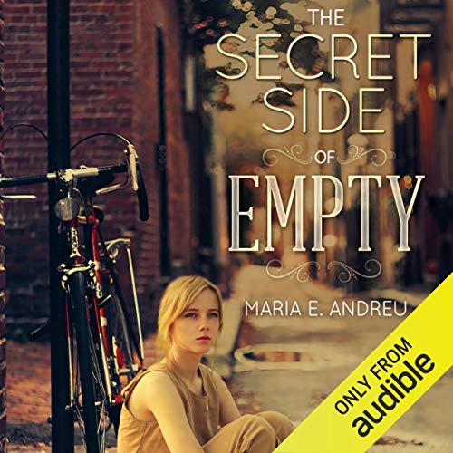 The Secret Side of Empty audiobook cover art
