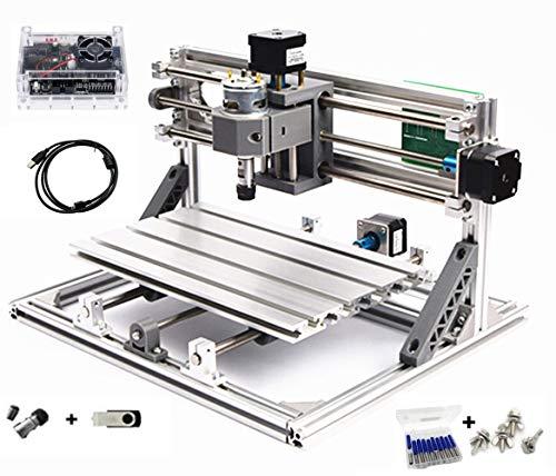 3 Axis Desktop DIY Mini CNC