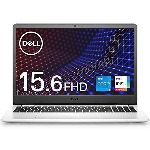 Dell ノートパソコン Inspiron 15 3501 ホワイト Win10/15.6FHD/Core i5-1135G7/8GB/256GB/Webカメラ/無線LAN NI355A-AWLW