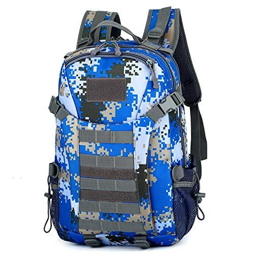 Military Tactical Backpack Rucksacks Hiking Bag Outdoor Trekking Camping Tactical Molle Pack Men Tactical Combat Travel Bag