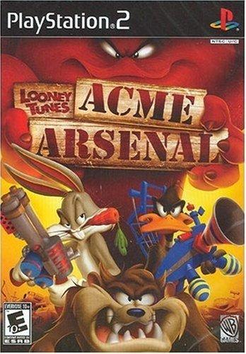 Looney Tunes: Acme Arsenal - PlayStation 2 by Warner Bros