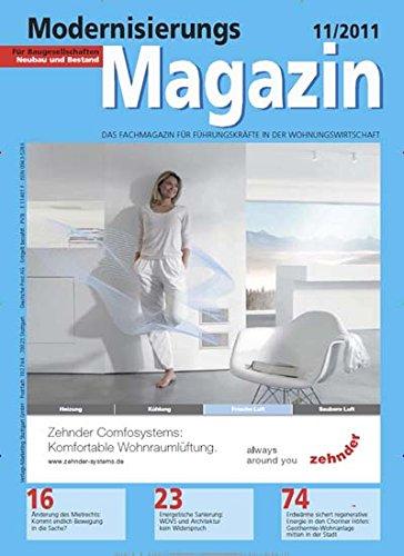 Modernisierungs Magazin [Jahresabo]