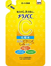 メラノCC 薬用しみ対策美白化粧水 つめかえ用 170ミリリットル (x 1)