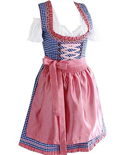 Alte Liebe 3tlg. Dirndl Kleid A305 /38