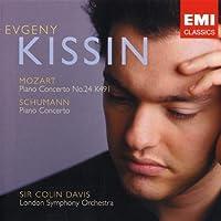 Mozart: Piano Concertos, No. 24 K491 / Schumann: Piano Concertos by Sir Colin Davis (2007-08-28)