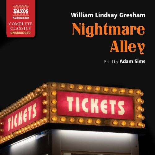 Nightmare Alley cover art