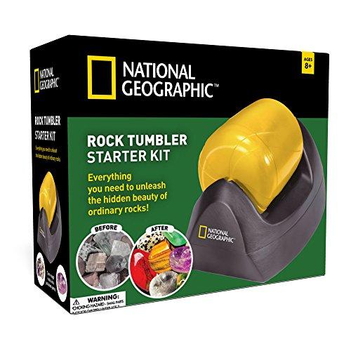 National Geographic Piedra Pulidora Principiantes Juego