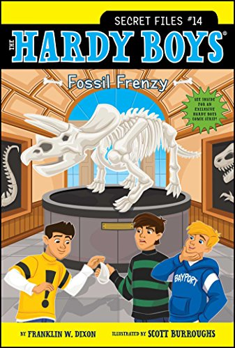 Fossil Frenzy (Volume 14) (Hardy Boys: The Secret Files, Band 14)