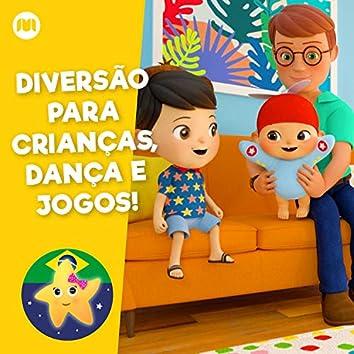 Diversão para Crianças, Dança e Jogos!
